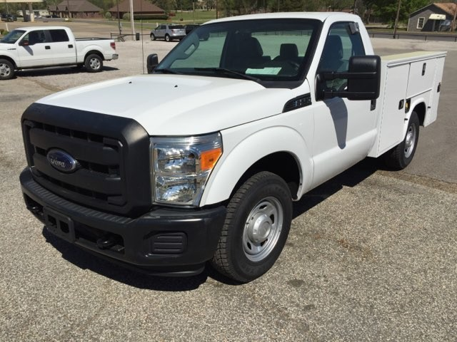 2014 Ford F250SD XL Service Bed | Gilmer, TX | H.M. Dodd Motor Co., Inc. in Gilmer TX