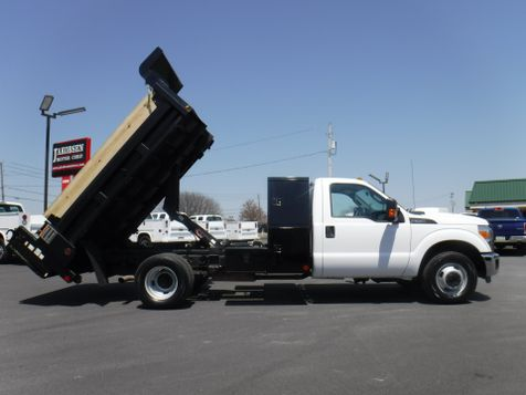 2014 Ford F350 10' Drop Side Landscape Dump Truck 2wd  in Ephrata, PA