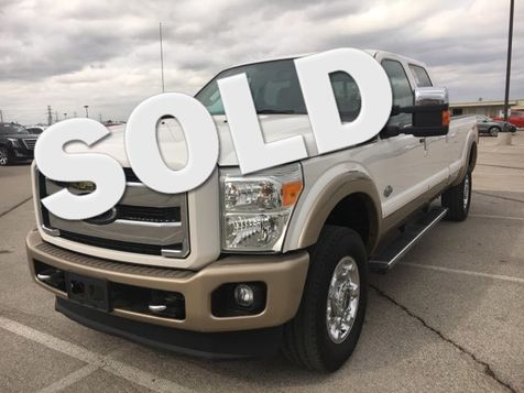 2014 Ford F350SD King Ranch in Dallas