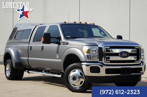 2014 Ford F350SD