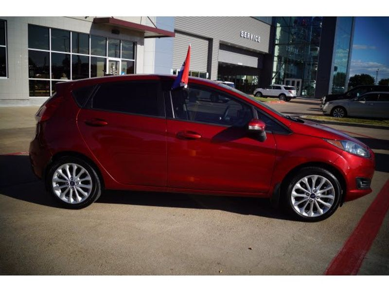 2014 Ford Fiesta SE  city TX  College Station Ford - Used Cars  in Bryan-College Station, TX