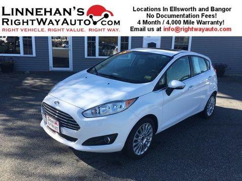 2014 Ford Fiesta Titanium in Bangor