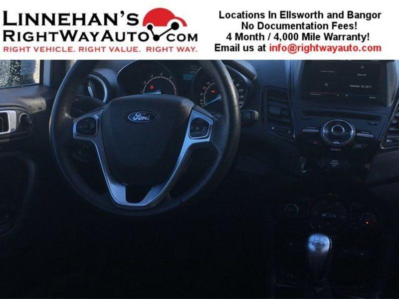 2014 Ford Fiesta Titanium  in Bangor, ME