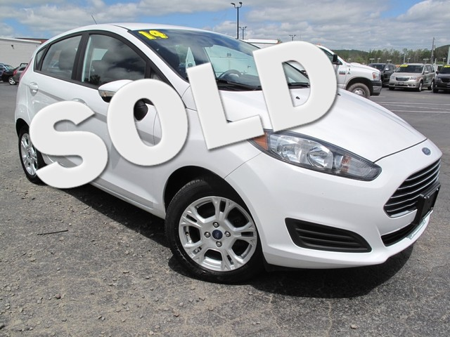 Used Cars Elmira Ny: 2014 Ford Fiesta SE Hatchback For Sale