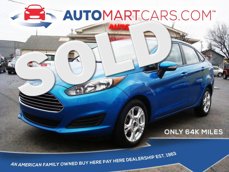 2014 Ford Fiesta SE | Nashville, Tennessee | Auto Mart Used Cars Inc. in Nashville Tennessee