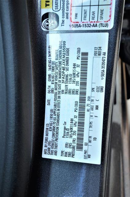 2014 Ford Fiesta SE Reseda, CA 42