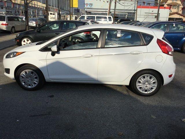 2014 Ford Fiesta S Richmond Hill, New York 7