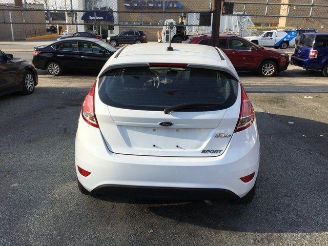 2014 Ford Fiesta S Richmond Hill, New York 9