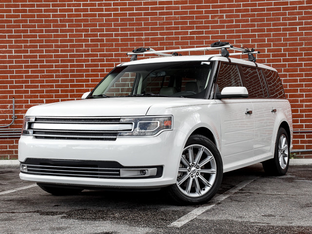 2014 Ford Flex Limited Burbank, CA 0