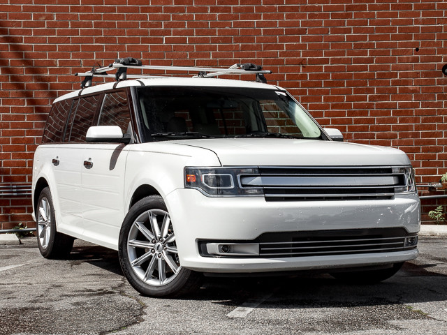 2014 Ford Flex Limited Burbank, CA 2