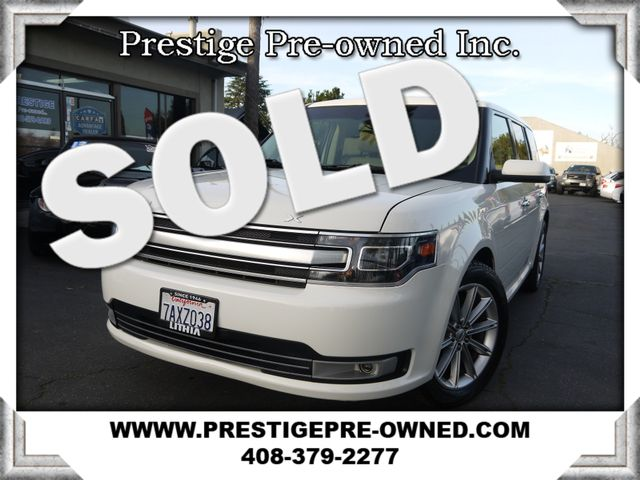 2014 Ford Flex LIMITED ((**AWD NAVIGATION & BACKUP CAMERA**))  in Campbell CA
