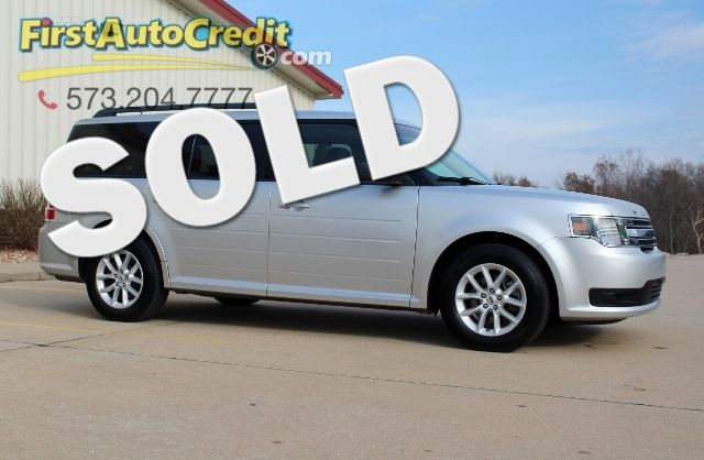 2014 Ford Flex SE | Jackson , MO | First Auto Credit in Jackson  MO