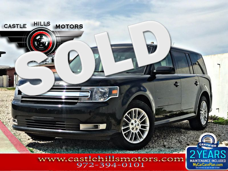 2014 Ford Flex SEL | Lewisville, Texas | Castle Hills Motors in Lewisville Texas