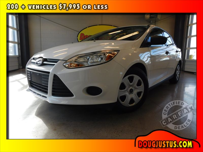 2014 Ford Focus S  city TN  Doug Justus Auto Center Inc  in Airport Motor Mile ( Metro Knoxville ), TN