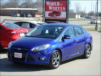2014 Ford Focus SE Sport Leather/Nav/Sony in  Iowa