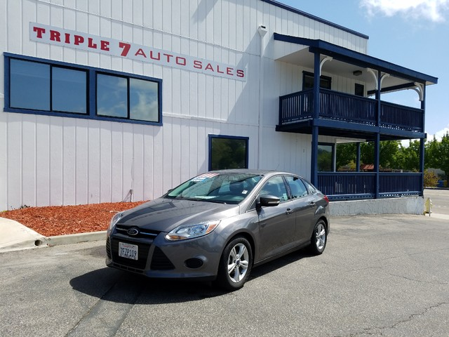 2014 Ford Focus SE  VIN 1FADP3F28EL330441 52k miles  AMFM CD Player Anti-Theft AC Cruise