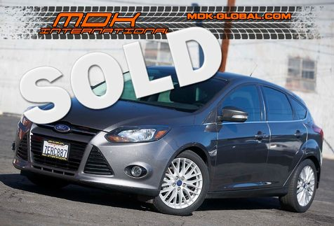 2014 Ford Focus Titanium - Leather - Sync - Navigation in Los Angeles
