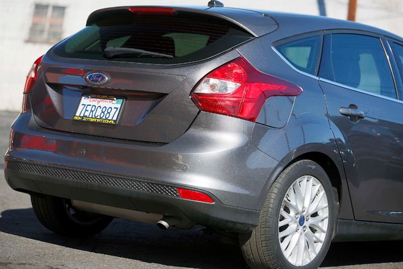 2014 Ford Focus Titanium - Leather - Sync - Navigation  city California  MDK International  in Los Angeles, California