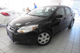 2014 Ford Focus S Chicago, Illinois 2