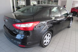 2014 Ford Focus S Chicago, Illinois 4