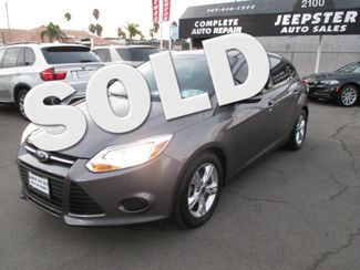 2014 Ford Focus SE Costa Mesa, California