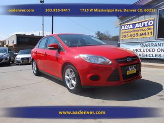 2014 Ford Focus in Denver CO