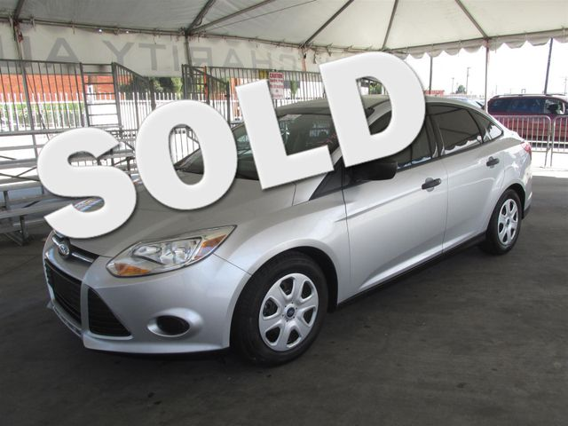 2014 Ford Focus S This particular vehicle has a SALVAGE title Please call or email to check avail