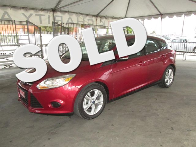 2014 Ford Focus SE This particular vehicle has a SALVAGE title Please call or email to check avai