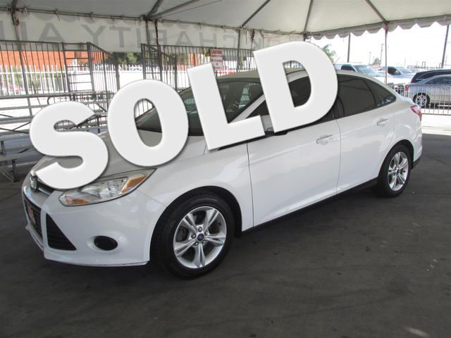 2014 Ford Focus SE Please call or e-mail to check availability All of our vehicles are availabl