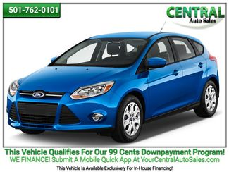 2014 Ford Focus S | Hot Springs, AR | Central Auto Sales in Hot Springs AR