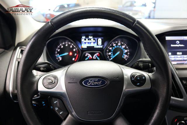 2014 Ford Focus Titanium Merrillville, Indiana 17