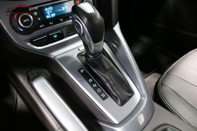 2014 Ford Focus Titanium Merrillville, Indiana 23