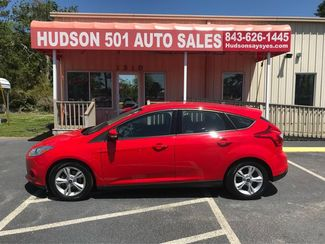 2014 Ford Focus in Myrtle Beach South Carolina