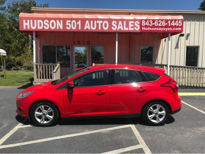2014 Ford Focus SE | Myrtle Beach, South Carolina | Hudson Auto Sales in Myrtle Beach South Carolina