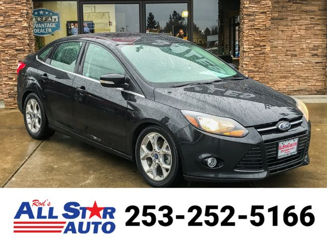 2014 Ford Focus Titanium The CARFAX Buy Back Guarantee that comes with this vehicle means that you