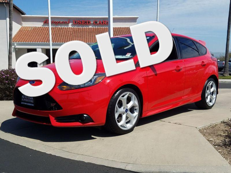 2014 Ford Focus ST | San Luis Obispo, CA | Auto Park Superstore in San Luis Obispo CA
