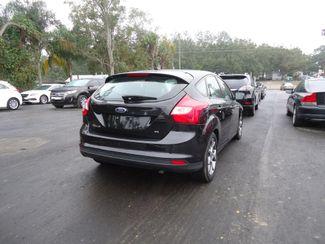 2014 Ford Focus SE HATCHBACK. LTHR. NAVI. SUNRF. CAMERA. HTD SEATS SEFFNER, Florida 11