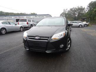 2014 Ford Focus SE HATCHBACK. LTHR. NAVI. SUNRF. CAMERA. HTD SEATS SEFFNER, Florida 6
