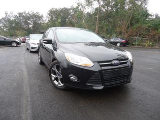 2014 Ford Focus SE HATCHBACK. LTHR. NAVI. SUNRF. CAMERA. HTD SEATS SEFFNER, Florida 7