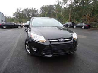 2014 Ford Focus SE HATCHBACK. LTHR. NAVI. SUNRF. CAMERA. HTD SEATS SEFFNER, Florida 8