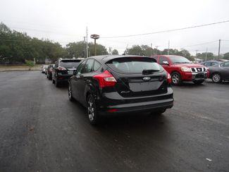 2014 Ford Focus SE HATCHBACK. LTHR. NAVI. SUNRF. CAMERA. HTD SEATS SEFFNER, Florida 9
