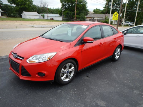 2014 Ford Focus SE in Wichita Falls, TX