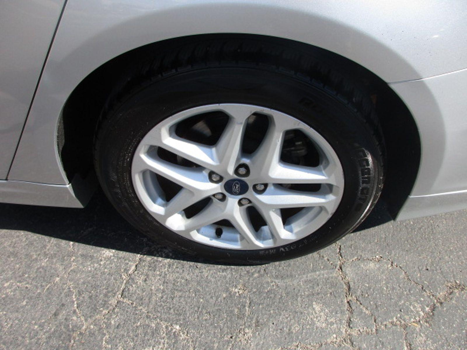 2014 Ford Fusion SE Abilene TX Abilene Used Car Sales