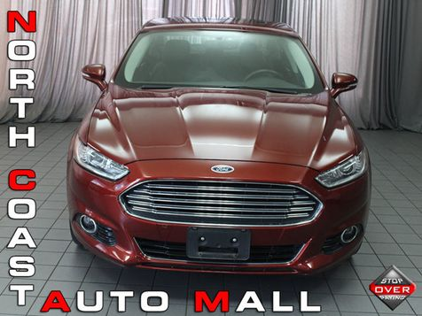 2014 Ford Fusion Titanium in Akron, OH