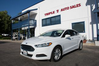 2014 Ford Fusion SE Atascadero, CA