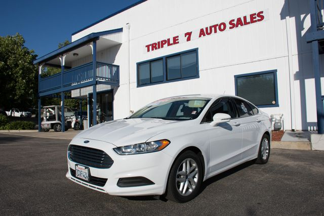2014 Ford Fusion SE  VIN 3FA6P0H77ER122441 22k miles  AMFM CD Player Anti-Theft AC Cruise