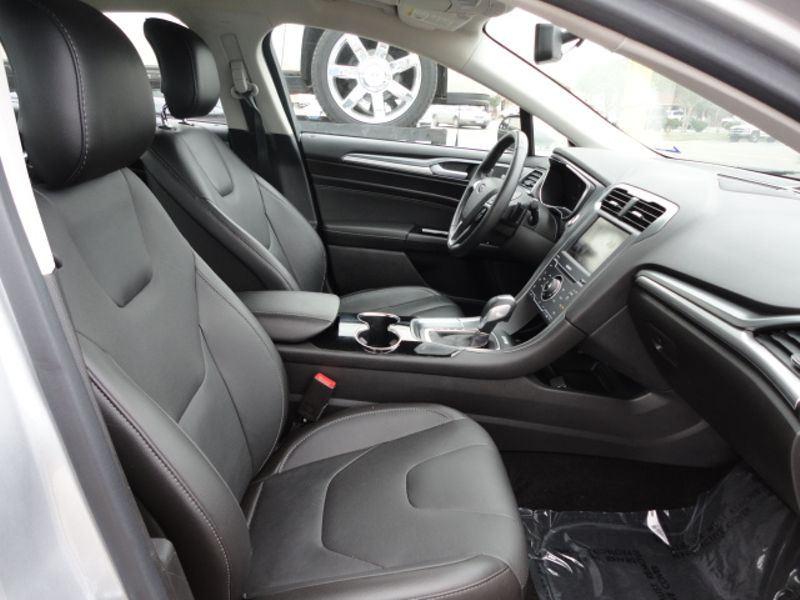 2014 Ford Fusion Titanium  Brownsville TX  English Motors  in Brownsville, TX