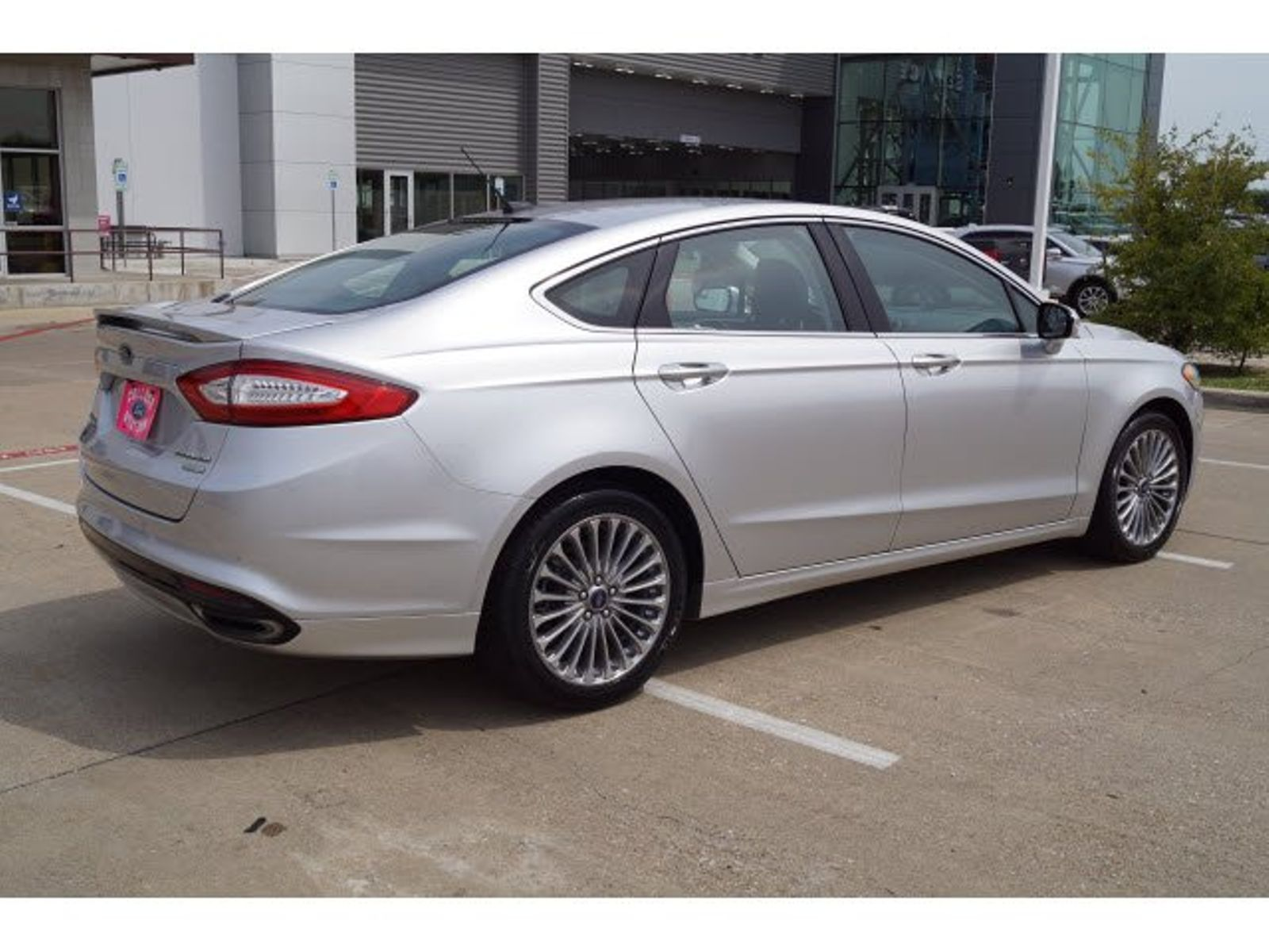 2014 Ford Fusion Titanium city TX College Station Ford Used Cars