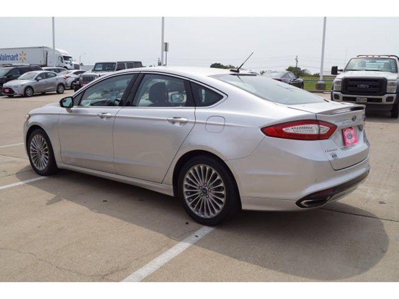 2014 Ford Fusion Titanium  city TX  College Station Ford - Used Cars  in Bryan-College Station, TX
