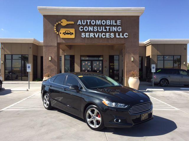 2014 Ford Fusion SE Bullhead City, Arizona 0